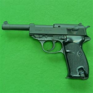 Walther P1, 9 LUG. s pozdrem